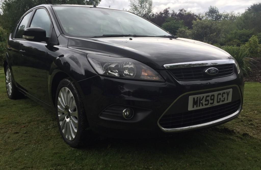 Ford Focus Titanium £3295